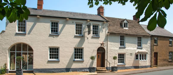 Exterior view of The Wychwood Inn