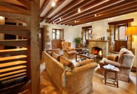 Cobnut sitting room
