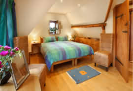 Cobnut bedroom