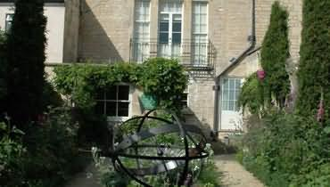 Herschel Museum of Astronomy in Bath