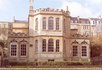 Buildings of Bath Museum at The Paragon