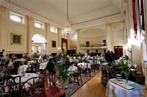 The Grand Pump Room Restaurant
