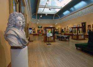 Victoria Art Gallery Interior