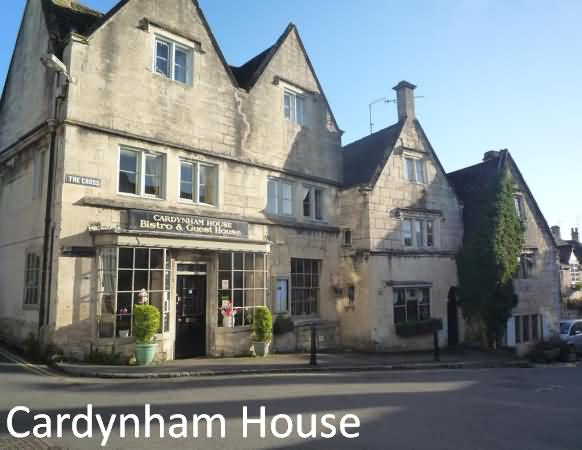 Cardynham House B&B at Painswick