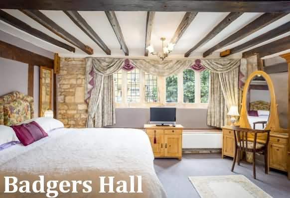 Badgers Hall at Chipping Campden