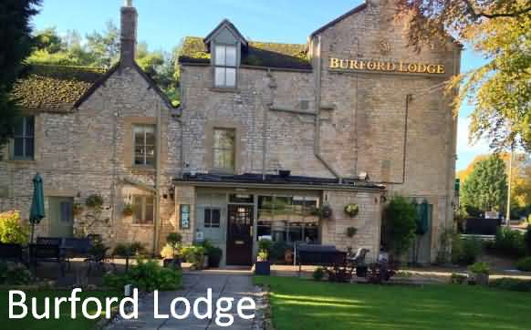 Burford Lodge B&B at Burford