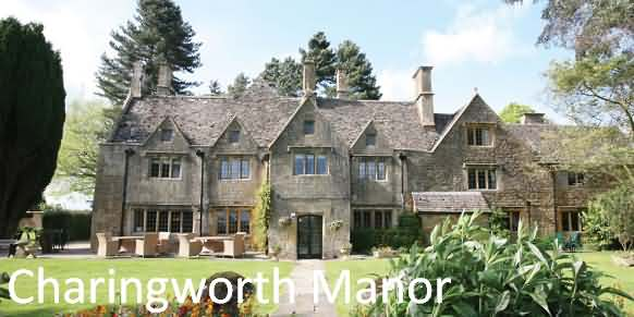Charingworth Manor near Chipping Campden