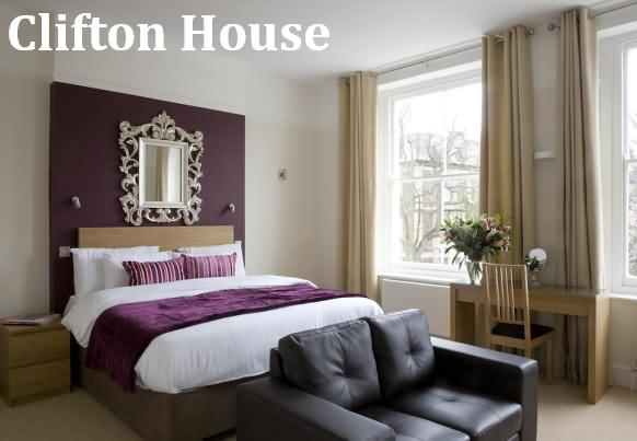Clifton House B&B at Bristol
