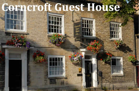 Corncroft Guest House at Witney