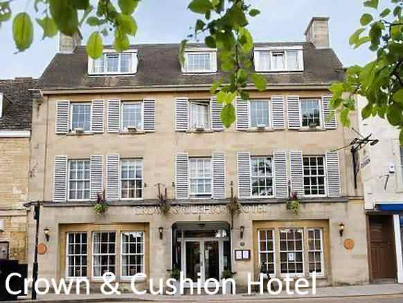Crown & Cushion Hotel at Chipping Norton