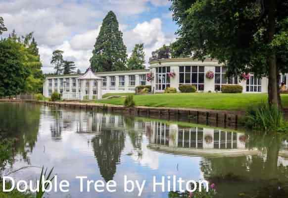 Double Tree hotel by Hilton