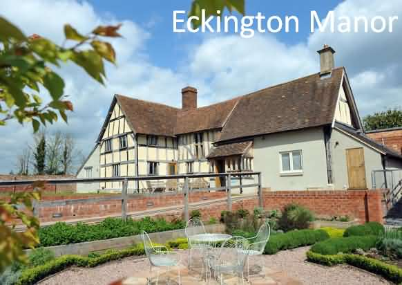 Eckington Manor near Pershore