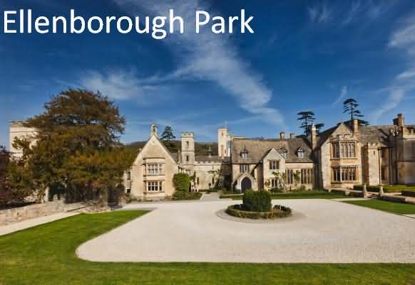 Ellenborough Park hotel near Cheltenham