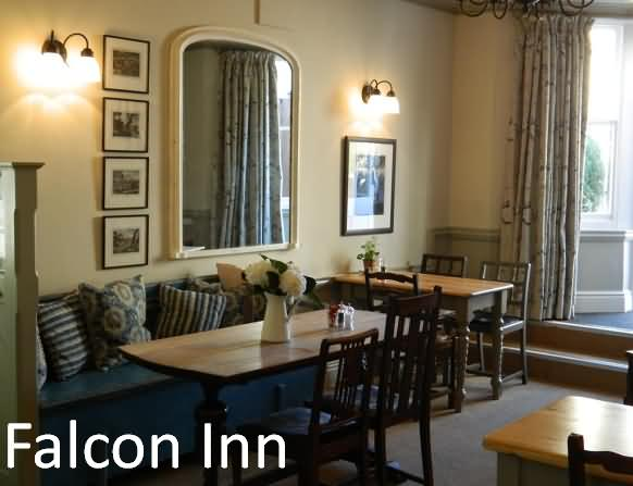 Falcon Inn at Painswick