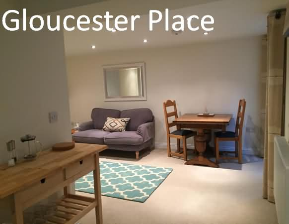 Gloucester Place Apartment