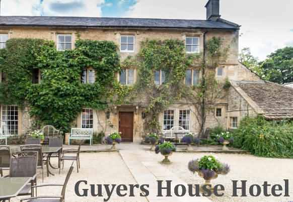 Guyers House Hotel at Corsham