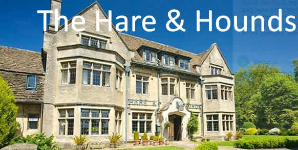 The Hare and Hounds at Tetbury
