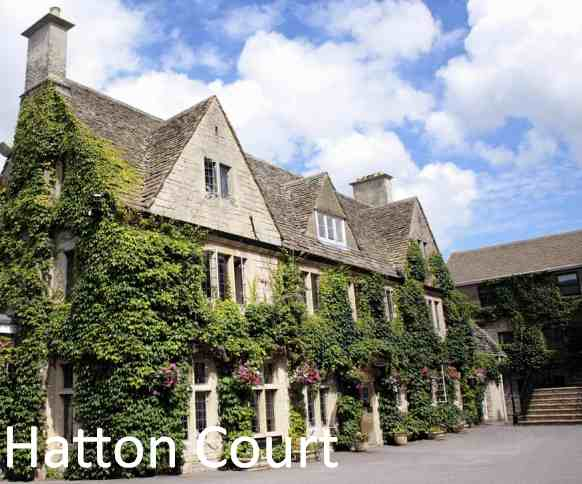 Hatton Court Hotel near Gloucester