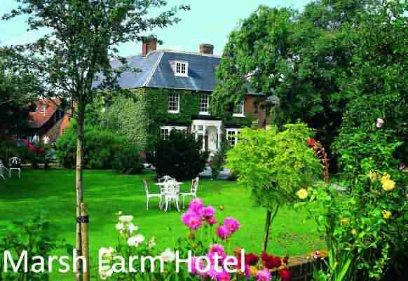 Marsh Farm Hotel at Royal Wootton Bassett