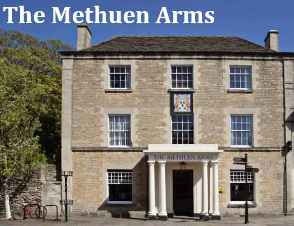 The Methuen Arms at Corsham