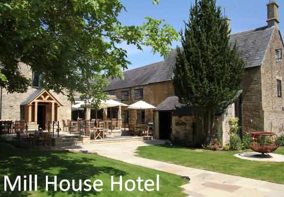 Mill House Hotel at Kingham