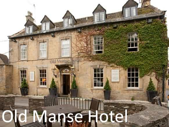 Old Manse Hotel at Bourton-on-the-Water
