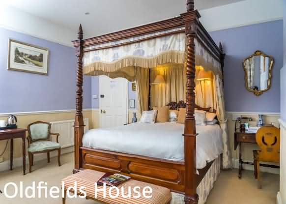 Oldfields House at Bath