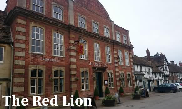 The Red Lion Inn at Lacock