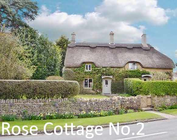 Rose Cottage at Chipping Campden
