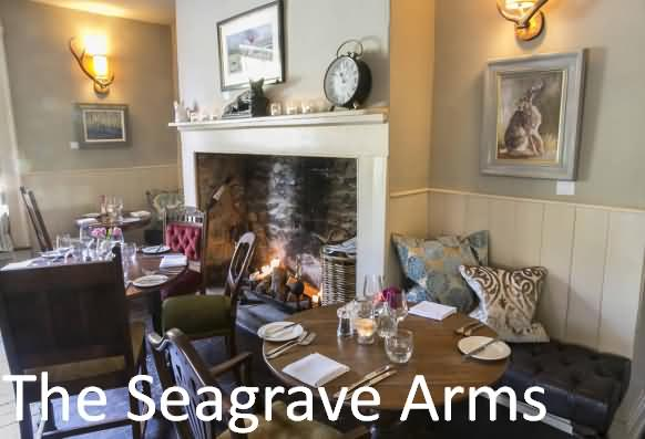 The Seagrave Arms near Chipping Campden