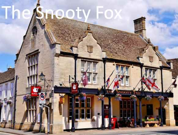 The Snooty Fox at Tetbury