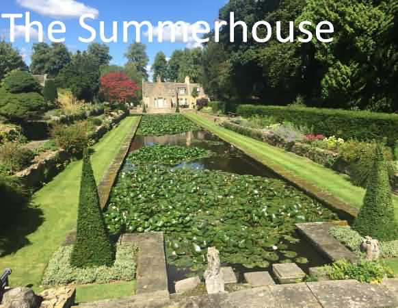 The Summerhouse B&B near Burford