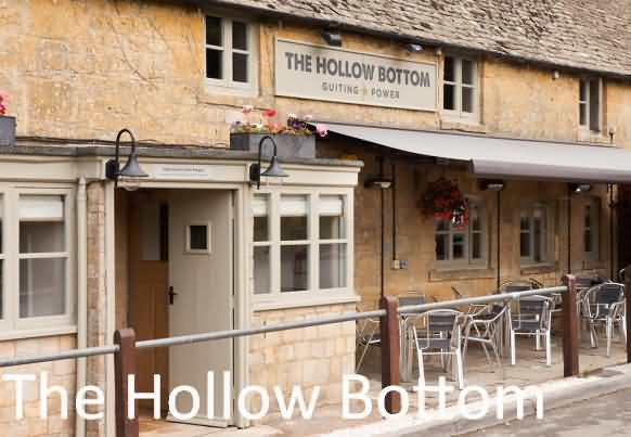 The Hollow Bottom Inn