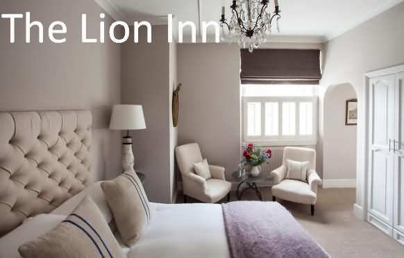 the lion inn at Winchcombe