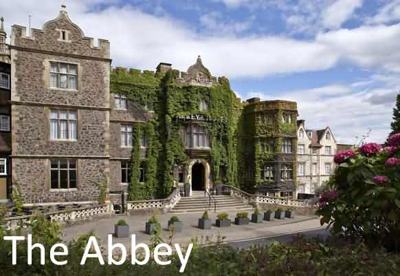The Abbey Hotel at Malvern