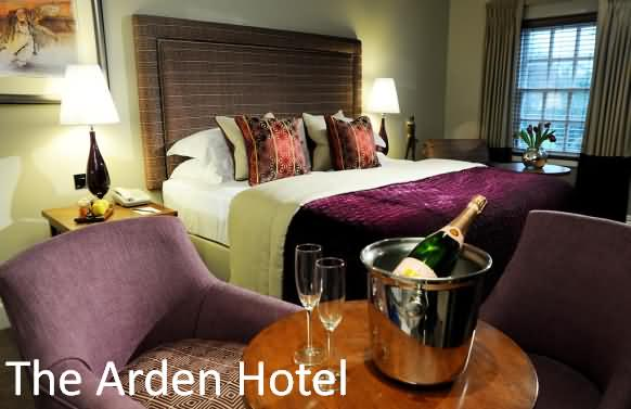The Arden Hotel at Startford-upon-Avon