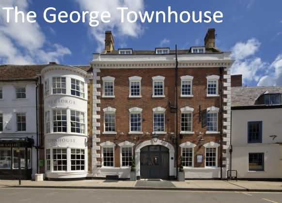 The George Hotel at Shipston-on-Stour