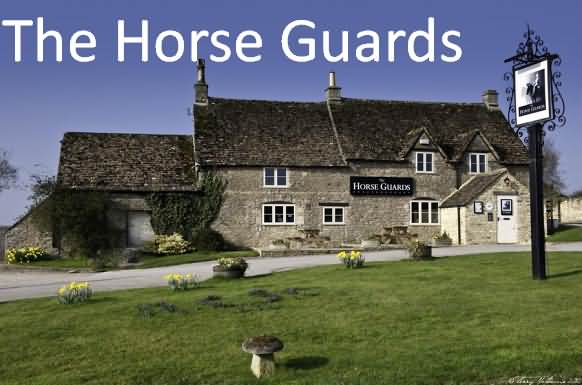 The Horse Guards Inn near Malmesbury
