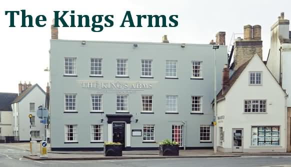 The Kings Arms at Bicester