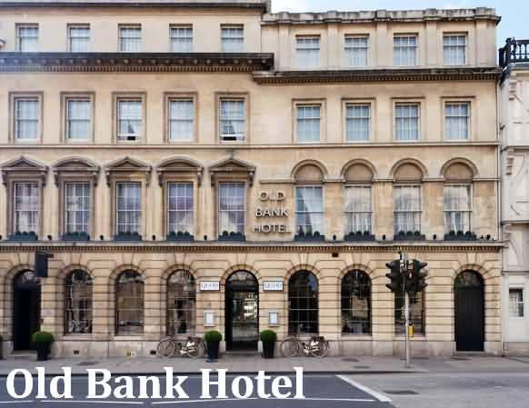 Old Bank Hotel Oxford