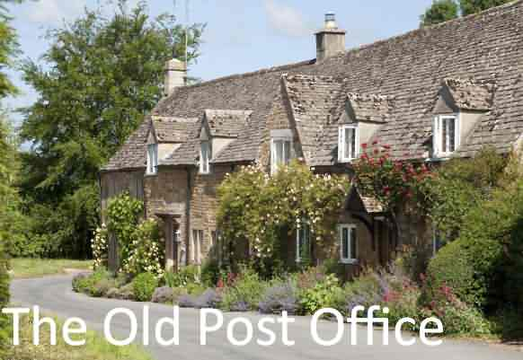 The Old Post Office near Moreton-in-Marsh