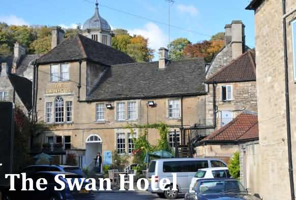 The Swan Hotel at Bradford-upon-Avon