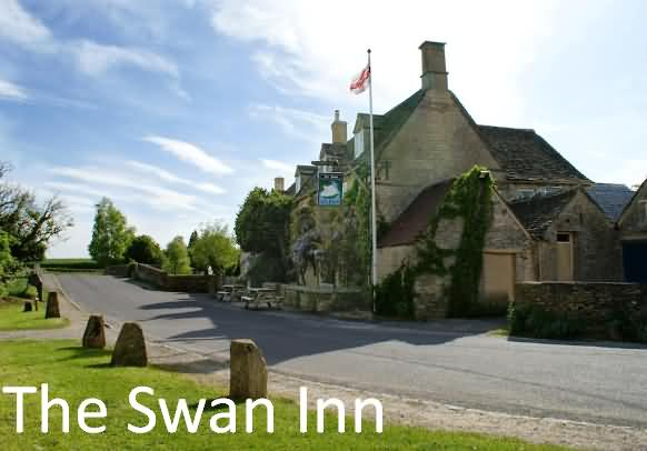 The Swan Inn near Burford