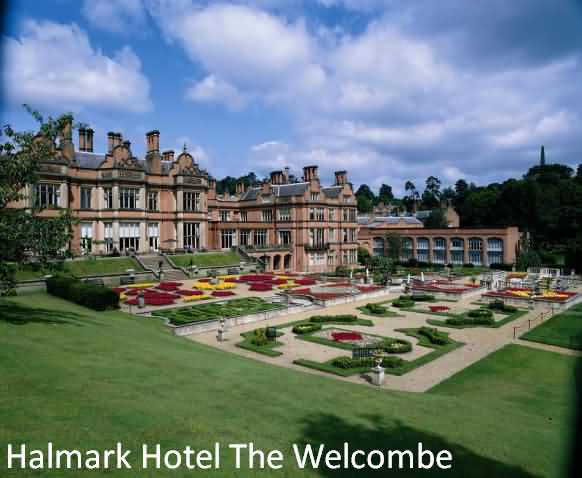 The Welcombe Hotel at Stratford upon Avon