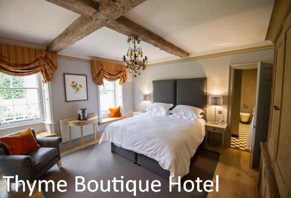 Thyme Boutique Hotel near Lechlade