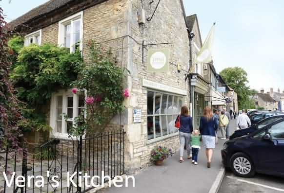 Vera's Kitchen B&B at Lechlade