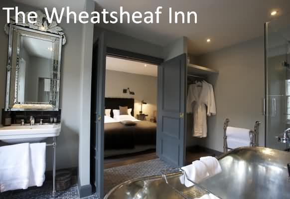 The Wheatsheaf Inn Hotel at Northleach