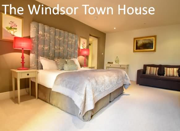 The Windsor Town House at Bath