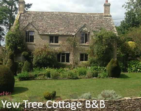 Yew Tree Cottage B&B at Northleach
