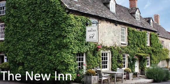 New Inn near Bibury